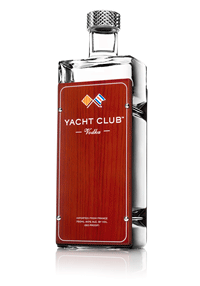 Photo of a Yacht Club Vodka Bottle